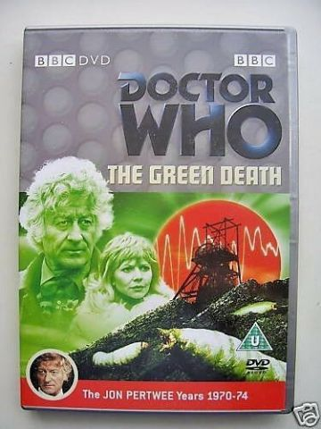 Doctor Who - The Green Death (DVD, 2004) - Jon Pertwee
